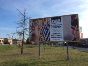 cartellonistica stradale Ferrara